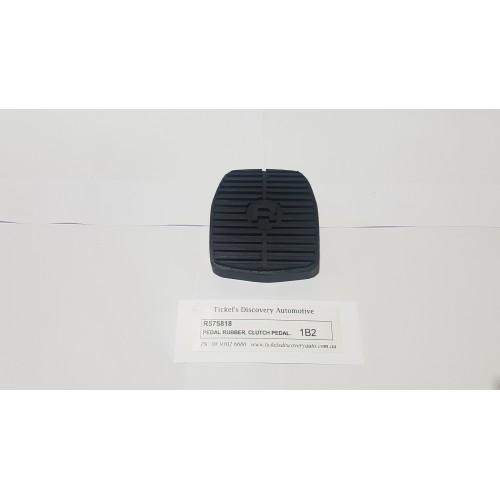 575818 Pedal Pad Manual