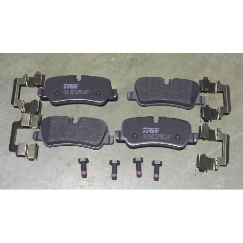 LR019627 Rear Brake Pads