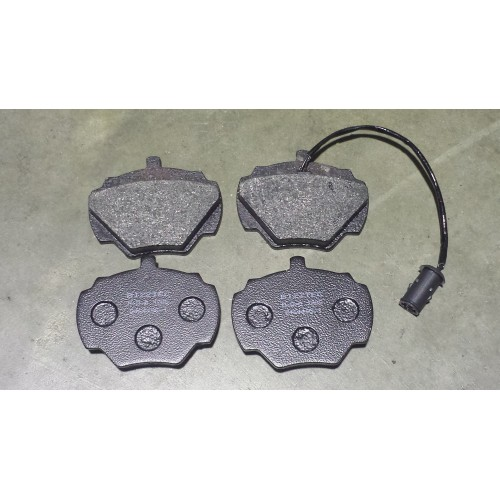 STC8570 Brake Pads Rear